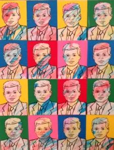 Warhol Kennedy